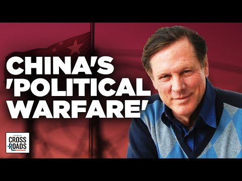 China Using Political Warfare to Fight Unseen War On Taiwan & the World—Interview w Kerry Gersha