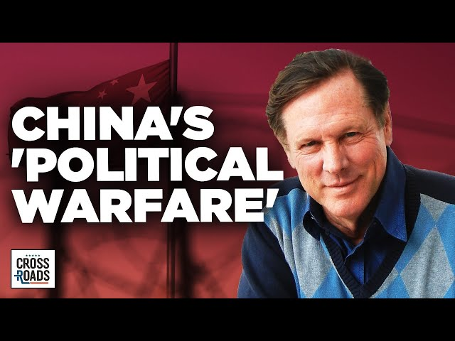 China Using Political Warfare to Fight Unseen War On Taiwan & the World—Interview w Kerry Gershaneck