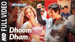 Dhoom Dham Song 3 Bachelors | Sharman Joshi, Riya Sen, Raima Sen