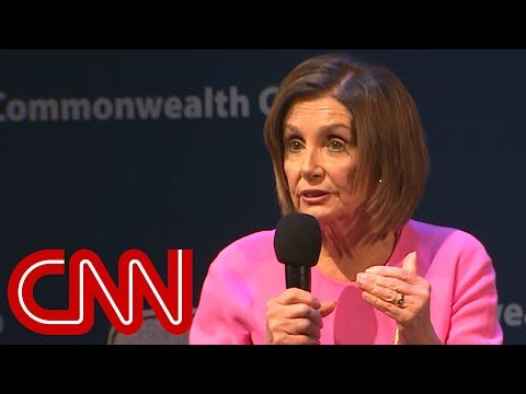 Nancy Pelosi: I am 'gravely disappointed' with the attitude of the Justice Department