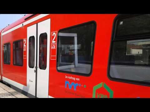 RB33 nach Duisburg Hauptbahnhof beziehungsweise Heinsberg im Rheinland in Aachen-West