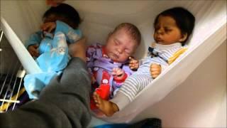 Diy Reborn Baby Hammock Idea!!
