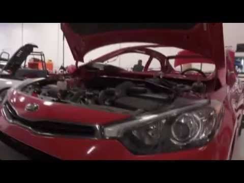 Kia Forte Koup Mud Bogger Concept Teaser Video Youtube
