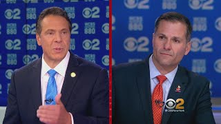 New York Gubernatorial Debate