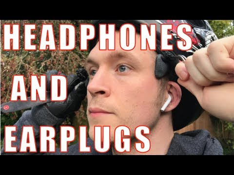 Headphones And Earplugs On A Motorcycle: Safety, Legality, And Effect On Our Riding