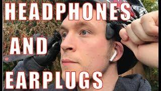 Are Headphones and Earplugs Safe?