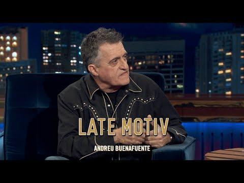 "LATE MOTIV -  El Gran Wyoming ""El relator""  LateMotiv500"
