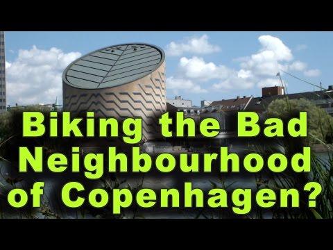 "Copenhagen: City lakes and ""Bad"" Neighborhood :D"