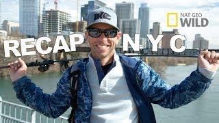 """Hooked on the Hudson"" Fish My City Recap!!!"