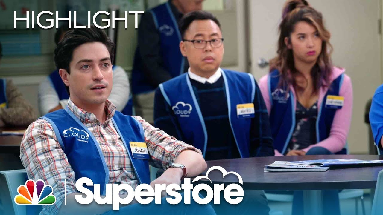Download Let's Talk About Amy and Jonah's Sex Tape - Superstore (Episode Highlight)