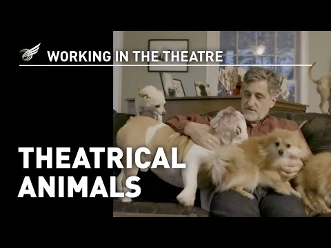 Working in the Theatre: Theatrical Animals