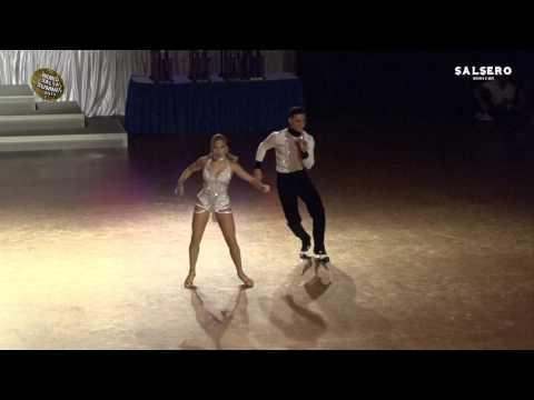 Jefferson y Adrianita, Colombia, Professional Salsa Cabaret, Final Round, World Salsa Summit 2017