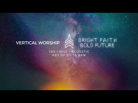 """Tutorial - """"Yes I Will"""" - Acoustic Guitar - Vertical Worship"""