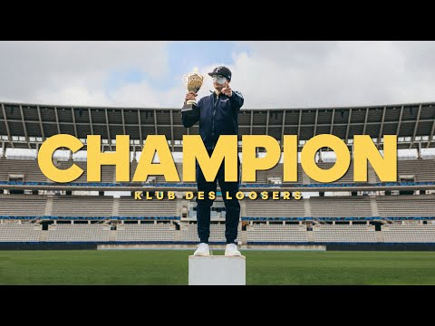 Youtube: Klub des Loosers – Champion (Clip officiel)