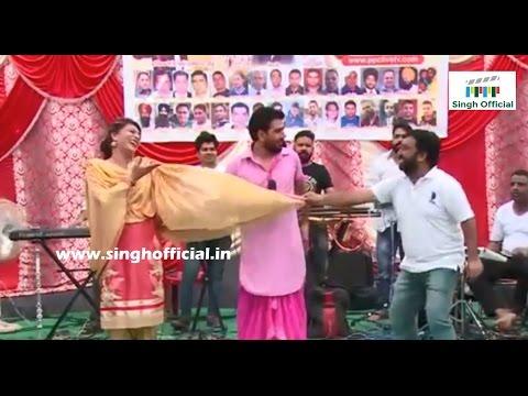 Bhupinder Gill | Live Video Performance Full HD Video 2017 (Punjabi Mela Akhada)