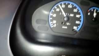 Daewoo Matiz 0.8 0-100 Acceleration. Sprint?