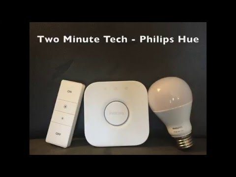 Philips Hue Lights - Getting Started