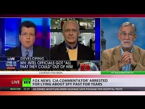 Former Fox News 'CIA & terrorism expert' arrested for fraudulent career claims