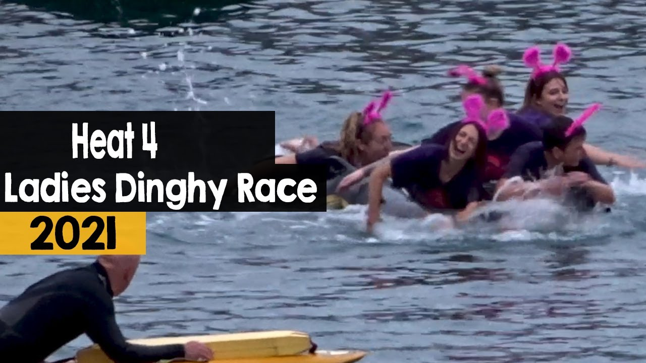 Ladies Dinghy Race | Heat 4  | 2021