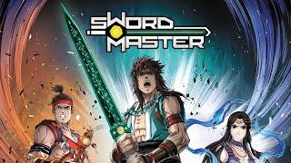 SWORD MASTER Trailer   Marvel Comics