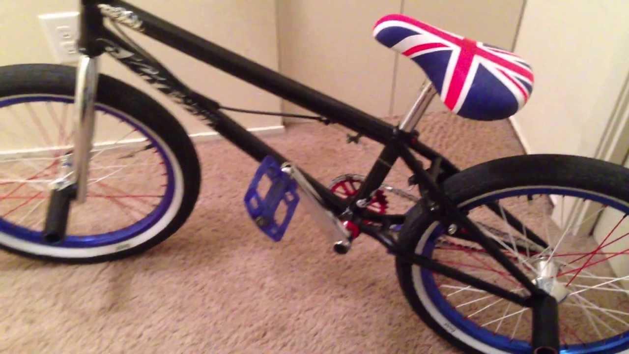 2013 Total BMX Voltron Custom