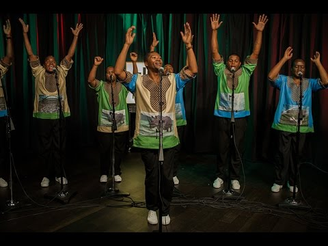 Ladysmith Black Mambazo - Full Performance (Live on KEXP)