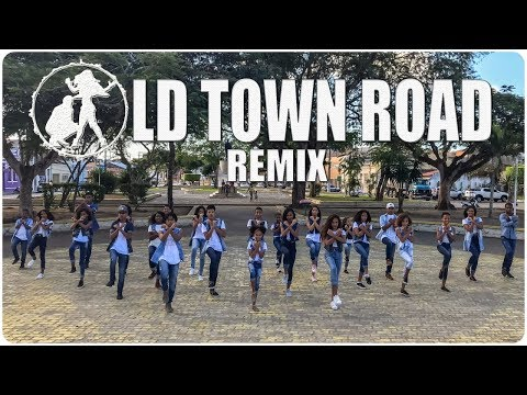 Lil Nas X - Old Town Road ft. Billy Ray Cyrus (Remix) / Choreography