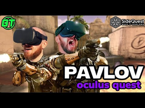 Pavlov Shack VR With @Virtual Reality Oasis On Oculus Quest
