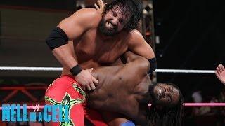 2013 WWE Hell in a Cell Kickoff: Kofi Kingston vs. Damien Sandow
