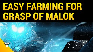 Destiny Taken King: Grasp of Malok - Nightfall Farming Guide