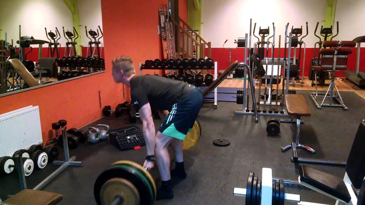 Deadlift 330 lbs/150kg