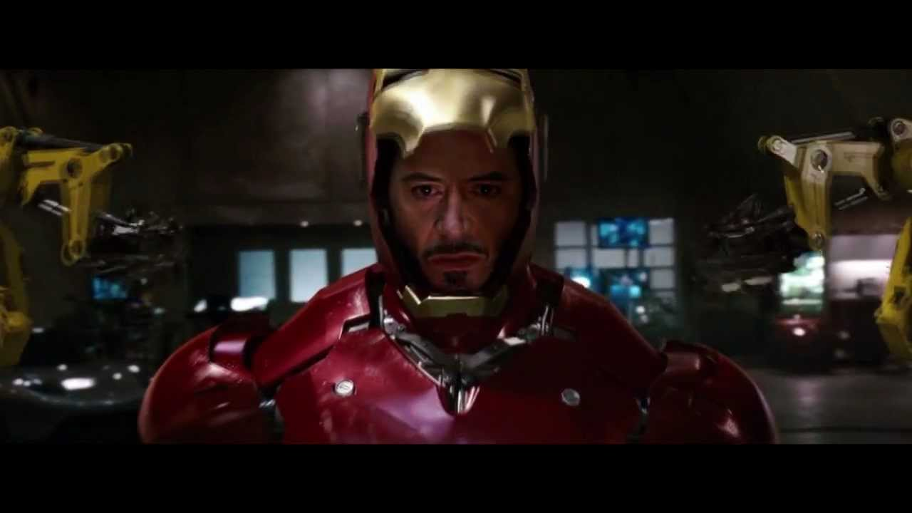 Hd wallpaper jarvis - Iron Man Suit Up Hd Youtube