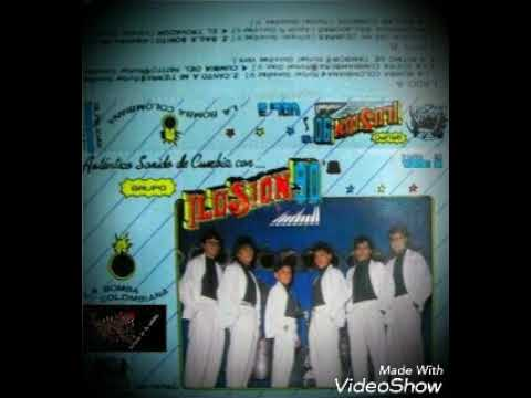 Si Algun Dia Me Dejaras 1990 - Grupo Ilusion 90`s