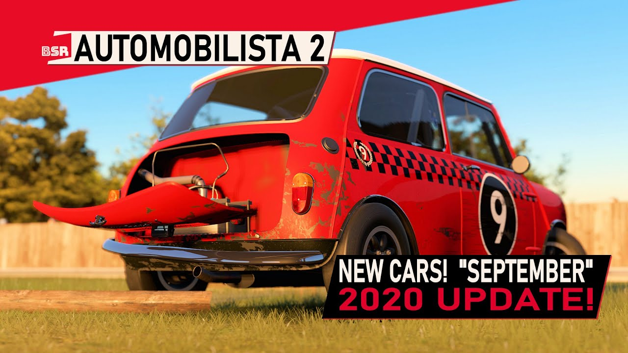 Video: Automobilista 2 review with the latest update