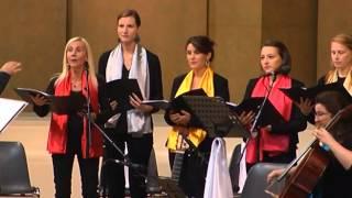 Rosaire 2015 à Lourdes : La veillée du vendredi 9 octobre, 20h30, église Sainte-Bernadette