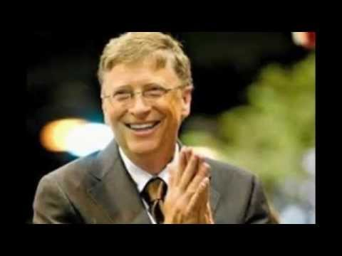 The Richest Man In The World - Mr. Bill Gates