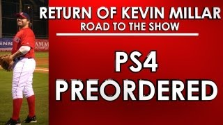 PS4 PREORDERED - Road to the Show - Kevin Millar: Episode 25 - MLB 13: The Show