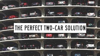 homepage tile video photo for Finding the Perfect Two-Car Solution: Window Shop with Car and Driver