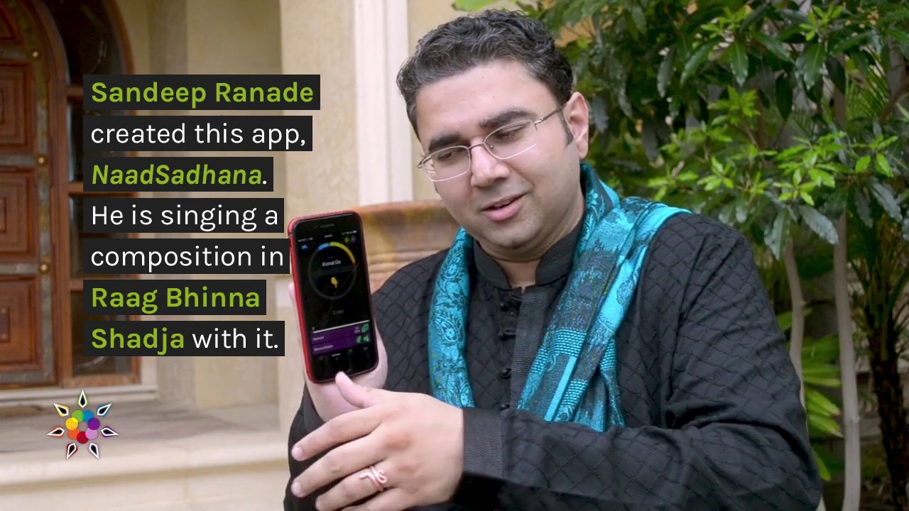 NaadSadhan for iOS - now with Talented Tabla