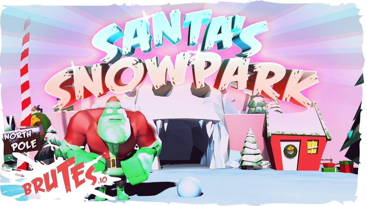 Brutes.io | Santas Snowpark