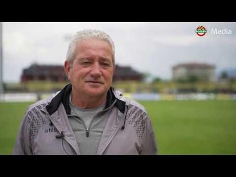 Ферарио Спасов преди реванша с ЦСКА-София