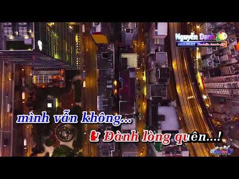 Sầu Lẻ Bóng - Karaoke Song Ca
