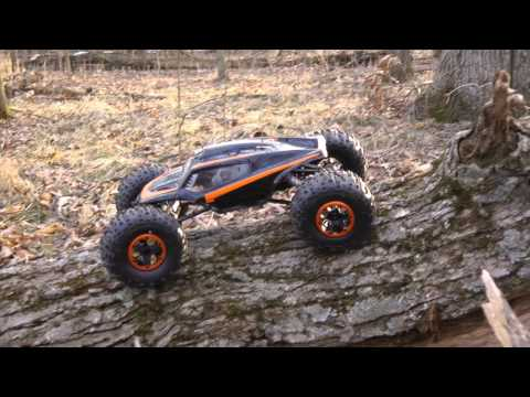 Axial XR10 RC Rock Crawling Movie In Full HD-A Must See