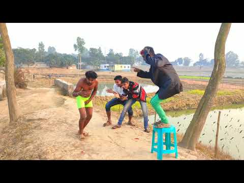 Must Watch New Funny Video 2020😂😂Top New Comedy Video 2020 | Try To Not Laugh | My Family