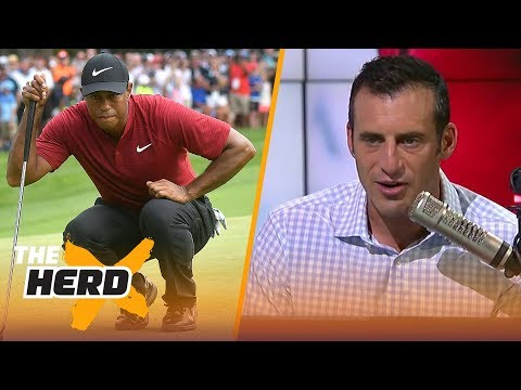 Doug Gottlieb on the 2018 PGA Championship: 'Tiger won yesterday' | GOLF | THE HERD