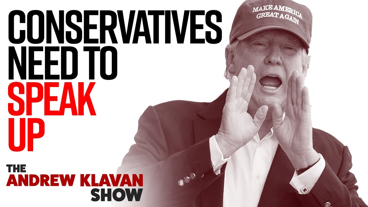 The Great Conservative Silence | The Andrew Klavan Show Ep. 921