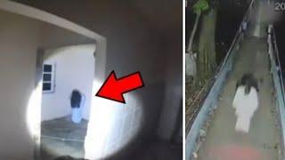 KUNTILANAK VIRAL - 5 Penampakan hantu \\u0026 kejadian mengerikan yang viral di media sosial