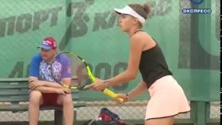 В Пензе на Спартакиаде молодежи стартовал парный этап турнира по теннису