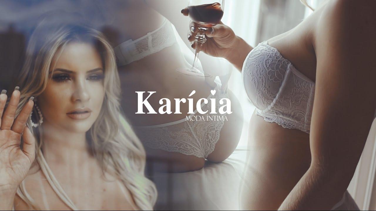 ef7a9d3bd KARÍCIA MODA ÍNTIMA - Fashion Film 20 Anos  Outono Inverno2017 ...