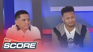 The Score: Justin Brownlee and Renaldo Balkman's arrival to the Alab Pilipinas